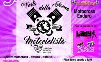 Festa della donna Motociclista